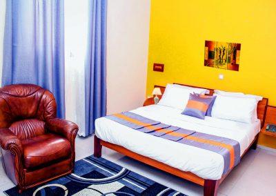 Chambre Deluxe Premium hôtel